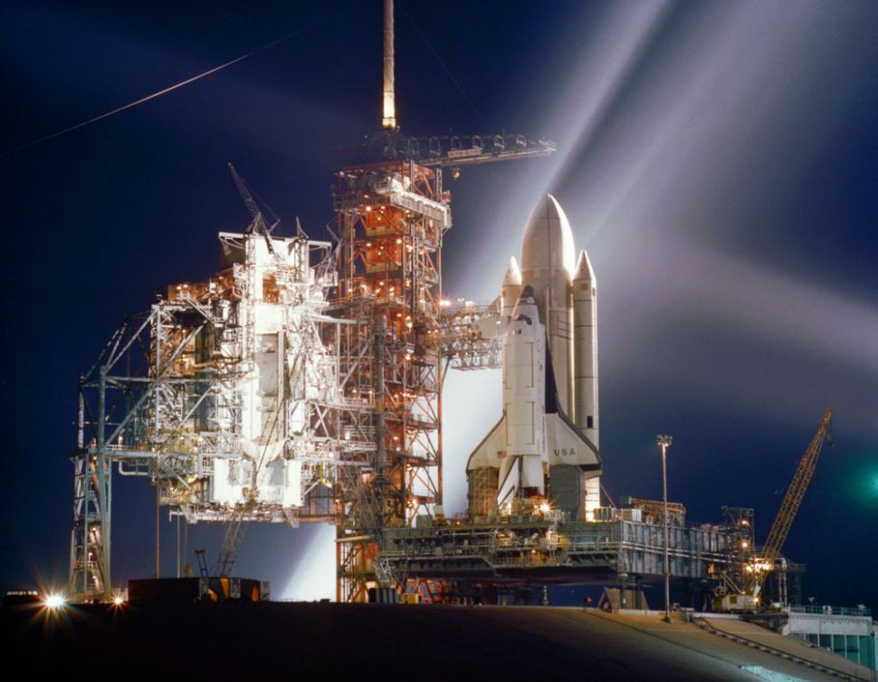 NASA's First Space Shuttle Flight: STS-1